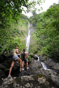 randonnée cascade chutes moreaux